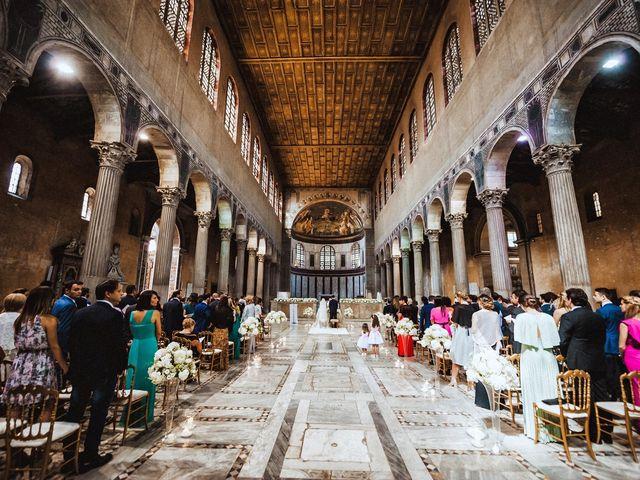 Il matrimonio di Fabio e Marta a Roma, Roma 27