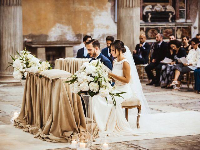 Il matrimonio di Fabio e Marta a Roma, Roma 28
