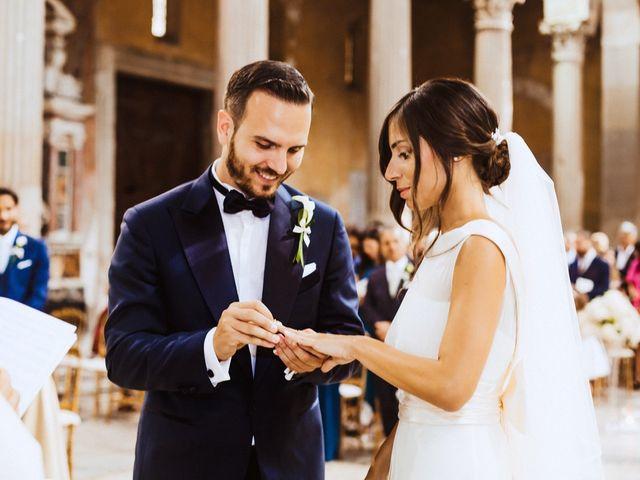 Il matrimonio di Fabio e Marta a Roma, Roma 29