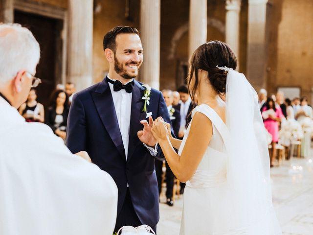 Il matrimonio di Fabio e Marta a Roma, Roma 30
