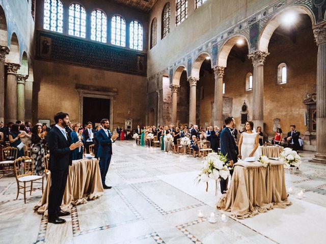 Il matrimonio di Fabio e Marta a Roma, Roma 33
