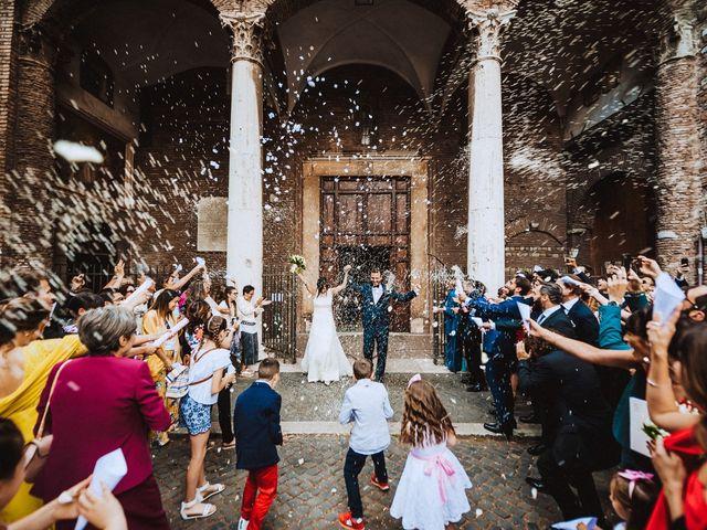 Il matrimonio di Fabio e Marta a Roma, Roma 34