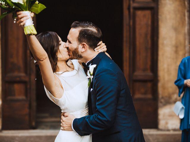 Il matrimonio di Fabio e Marta a Roma, Roma 35