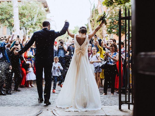 Il matrimonio di Fabio e Marta a Roma, Roma 36