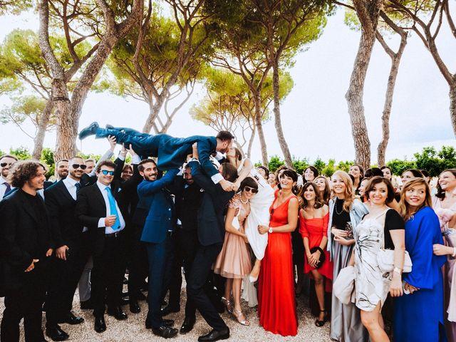 Il matrimonio di Fabio e Marta a Roma, Roma 38