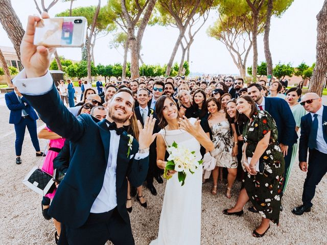 Il matrimonio di Fabio e Marta a Roma, Roma 39