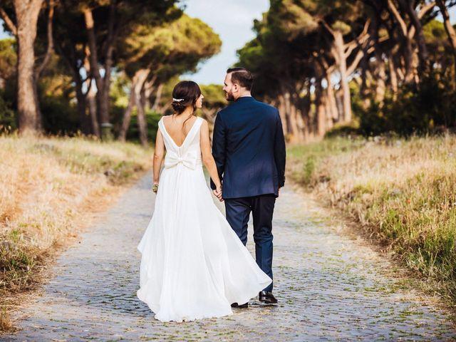 Il matrimonio di Fabio e Marta a Roma, Roma 44