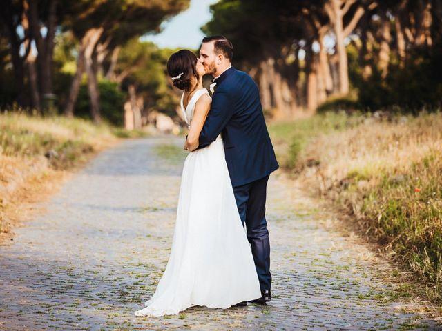 Il matrimonio di Fabio e Marta a Roma, Roma 45