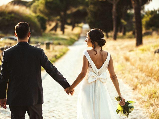 Il matrimonio di Fabio e Marta a Roma, Roma 47