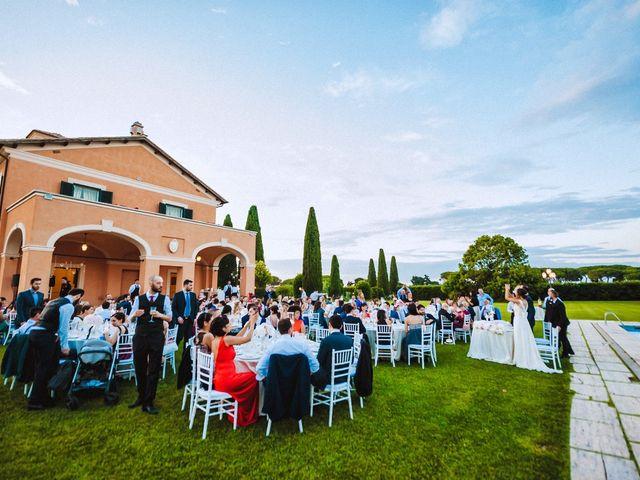 Il matrimonio di Fabio e Marta a Roma, Roma 57