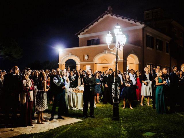 Il matrimonio di Fabio e Marta a Roma, Roma 67