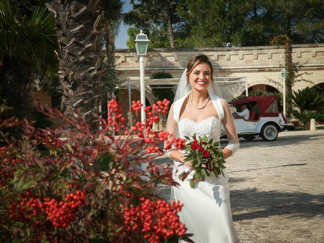 Il matrimonio di Nicola e Chiara a Torre Santa Susanna, Brindisi 9