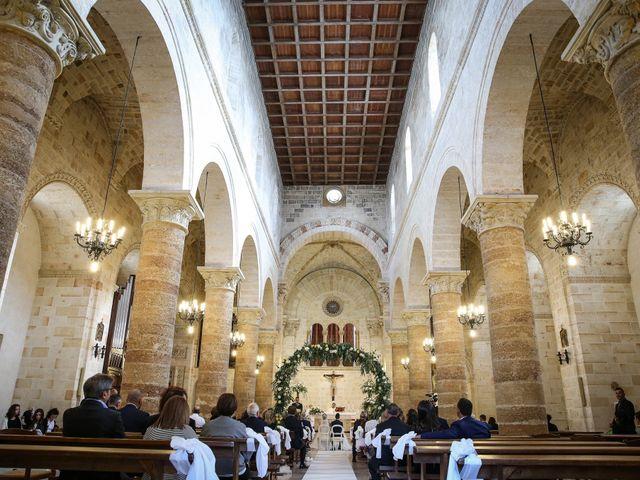 Il matrimonio di Nicola e Chiara a Torre Santa Susanna, Brindisi 12