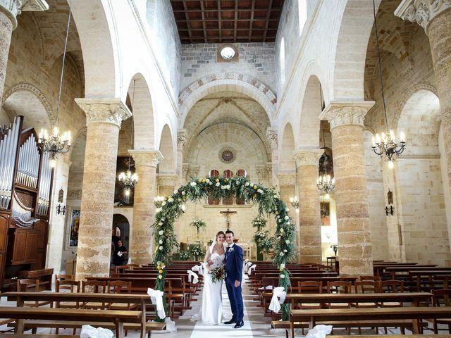 Il matrimonio di Nicola e Chiara a Torre Santa Susanna, Brindisi 13