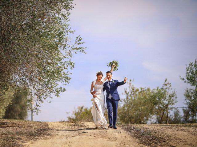 Il matrimonio di Nicola e Chiara a Torre Santa Susanna, Brindisi 15