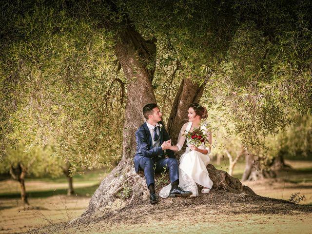 Le nozze di Chiara e Nicola