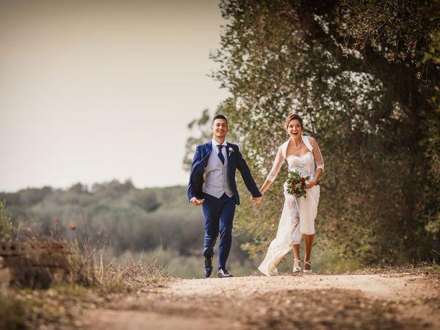 Il matrimonio di Nicola e Chiara a Torre Santa Susanna, Brindisi 17