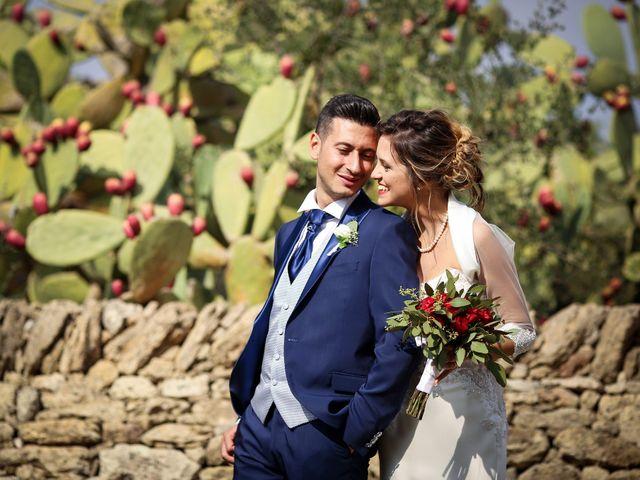 Il matrimonio di Nicola e Chiara a Torre Santa Susanna, Brindisi 19