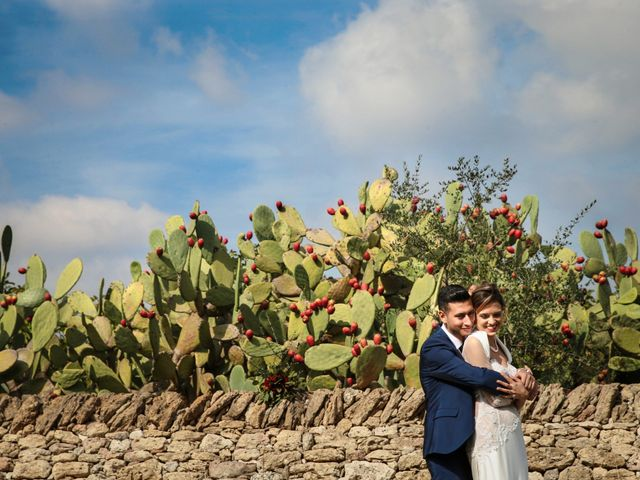 Il matrimonio di Nicola e Chiara a Torre Santa Susanna, Brindisi 20