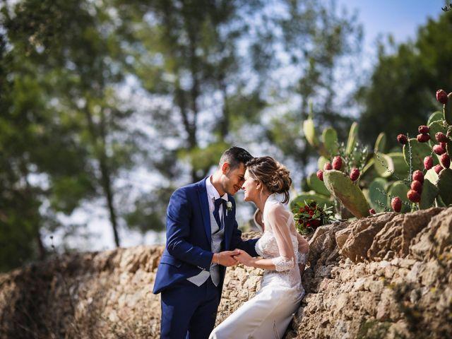 Il matrimonio di Nicola e Chiara a Torre Santa Susanna, Brindisi 21