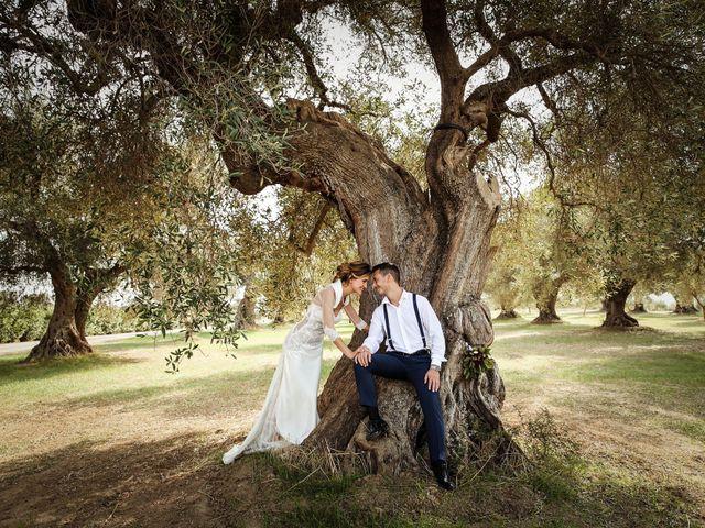 Il matrimonio di Nicola e Chiara a Torre Santa Susanna, Brindisi 22