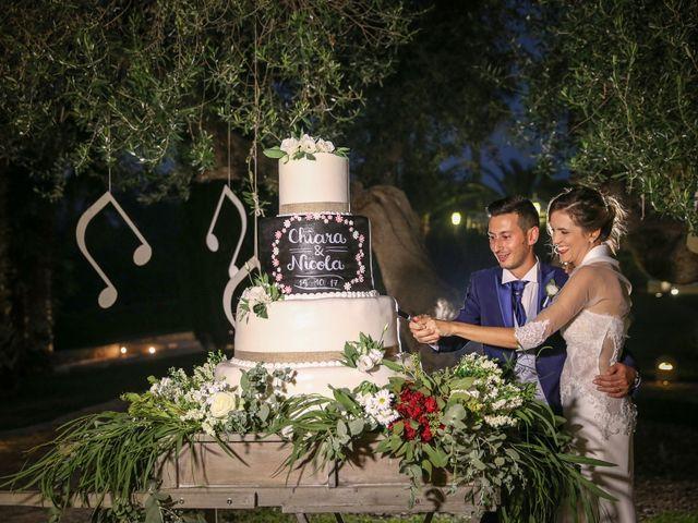 Il matrimonio di Nicola e Chiara a Torre Santa Susanna, Brindisi 31
