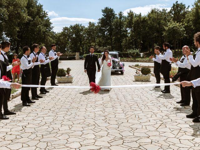 Il matrimonio di Nicola e Veronica a Castelmauro, Campobasso 12