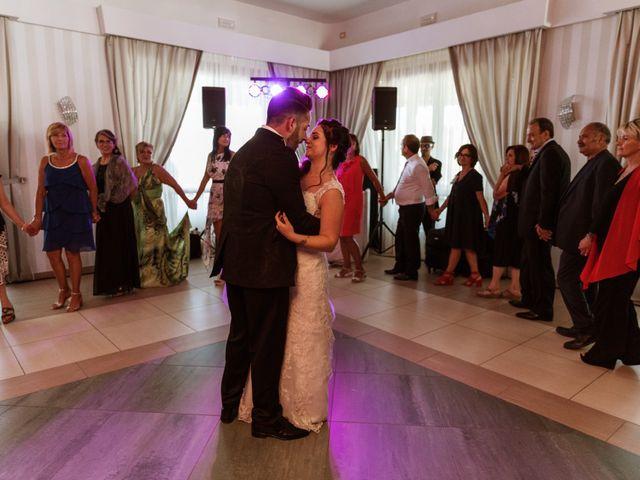 Il matrimonio di Nicola e Veronica a Castelmauro, Campobasso 15