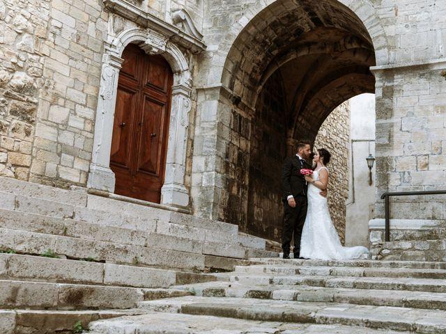 Il matrimonio di Nicola e Veronica a Castelmauro, Campobasso 22