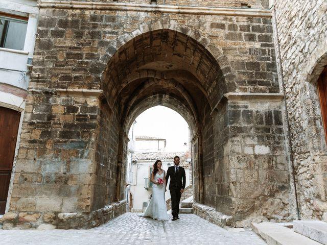 Il matrimonio di Nicola e Veronica a Castelmauro, Campobasso 24