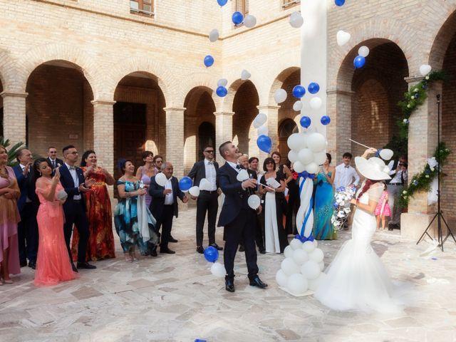 Il matrimonio di Paolo e Tania a Giulianova, Teramo 25