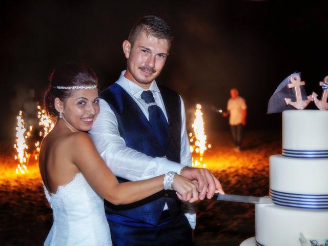 Le nozze di Tania e Paolo
