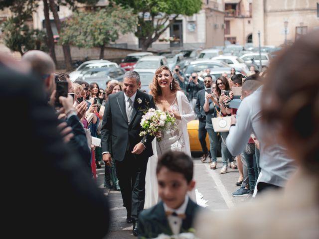 Il matrimonio di Pietro e Francesca a Paternò, Catania 15