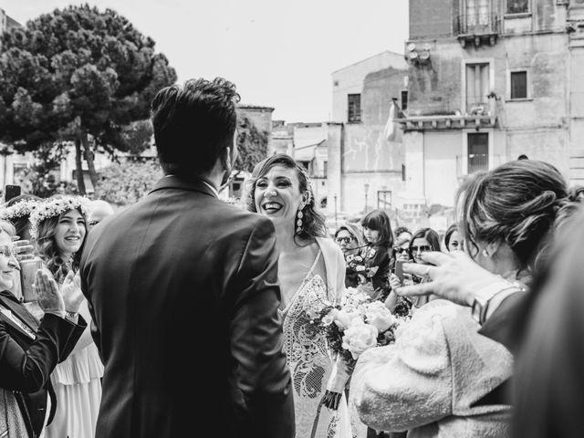 Il matrimonio di Pietro e Francesca a Paternò, Catania 16
