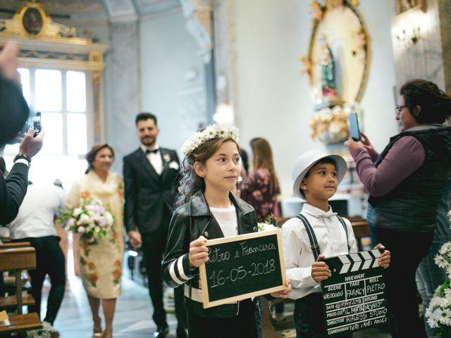 Il matrimonio di Pietro e Francesca a Paternò, Catania 18