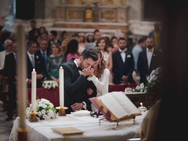 Il matrimonio di Pietro e Francesca a Paternò, Catania 28