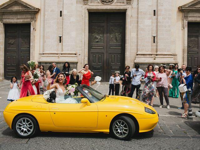 Il matrimonio di Pietro e Francesca a Paternò, Catania 36