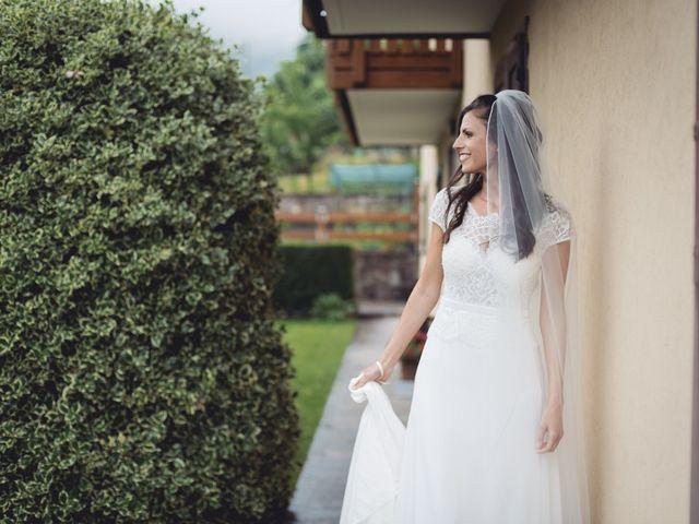 Il matrimonio di Cristian e Patrizia a Civezzano, Trento 20