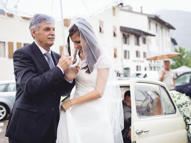 Il matrimonio di Cristian e Patrizia a Civezzano, Trento 22