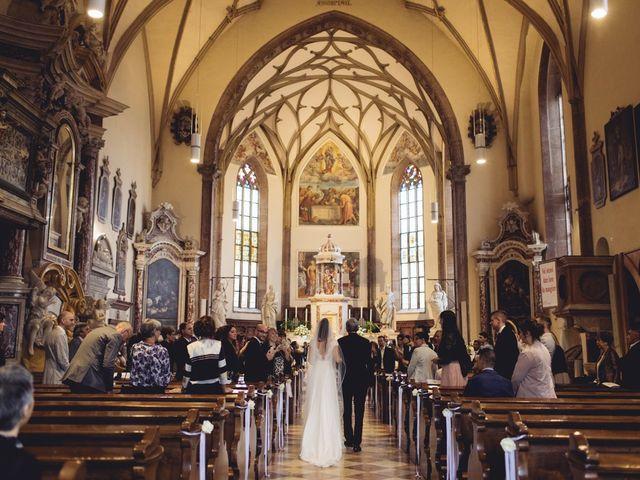 Il matrimonio di Cristian e Patrizia a Civezzano, Trento 26
