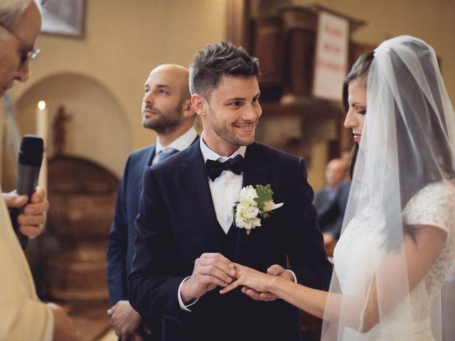 Il matrimonio di Cristian e Patrizia a Civezzano, Trento 30