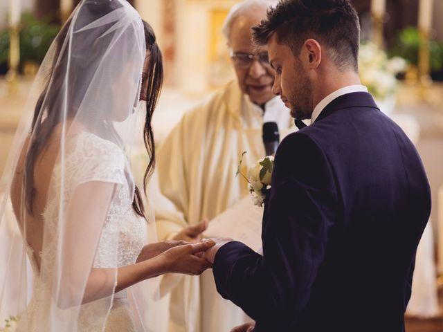 Il matrimonio di Cristian e Patrizia a Civezzano, Trento 32