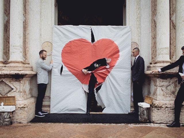 Il matrimonio di Cristian e Patrizia a Civezzano, Trento 37