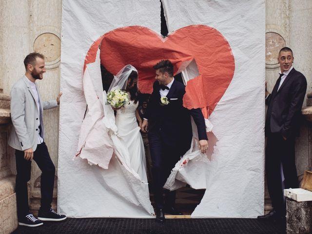 Il matrimonio di Cristian e Patrizia a Civezzano, Trento 38