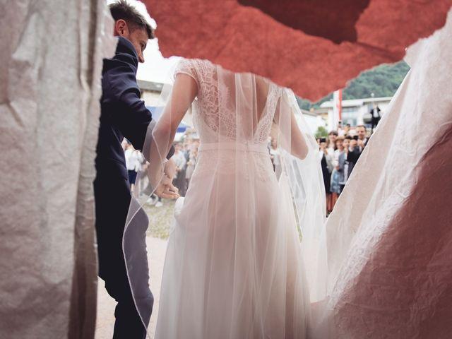 Il matrimonio di Cristian e Patrizia a Civezzano, Trento 39
