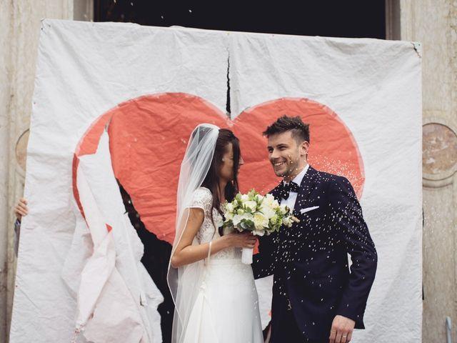 Il matrimonio di Cristian e Patrizia a Civezzano, Trento 40