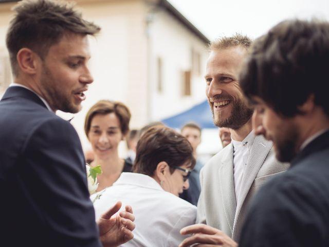 Il matrimonio di Cristian e Patrizia a Civezzano, Trento 41