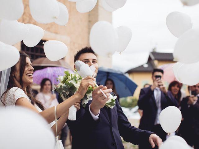 Il matrimonio di Cristian e Patrizia a Civezzano, Trento 44
