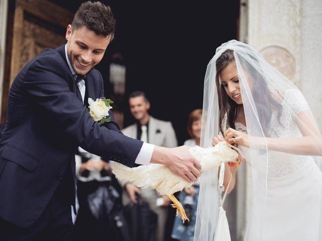 Il matrimonio di Cristian e Patrizia a Civezzano, Trento 47