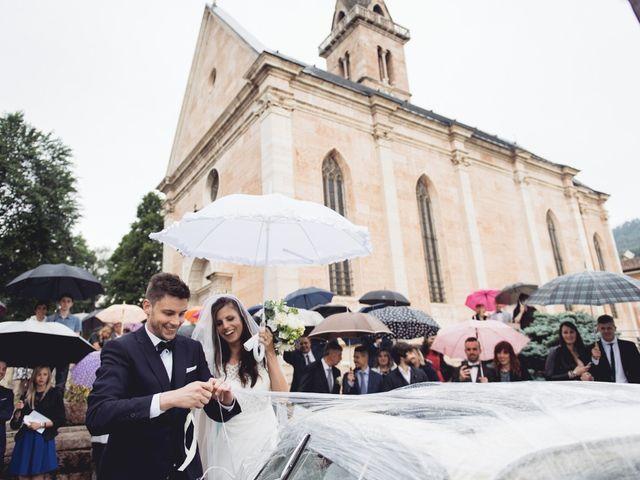 Il matrimonio di Cristian e Patrizia a Civezzano, Trento 48
